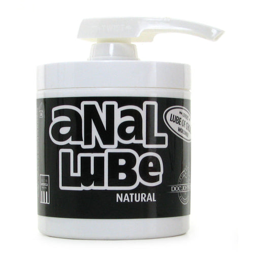 Anal Lube 4.75oz Pump Jar