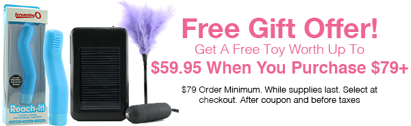 Free Gift With Purchase Over $79!