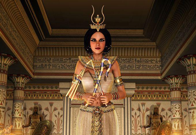 Cleopatra And History Of Vibrators Sex Toys