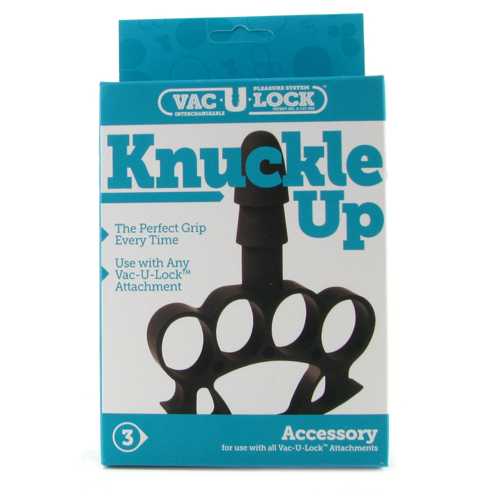 Knuckle Up Vac-U-Lock Accessory