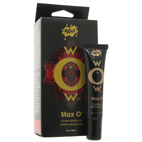 WOW Max O Clitoral Arousal Gel