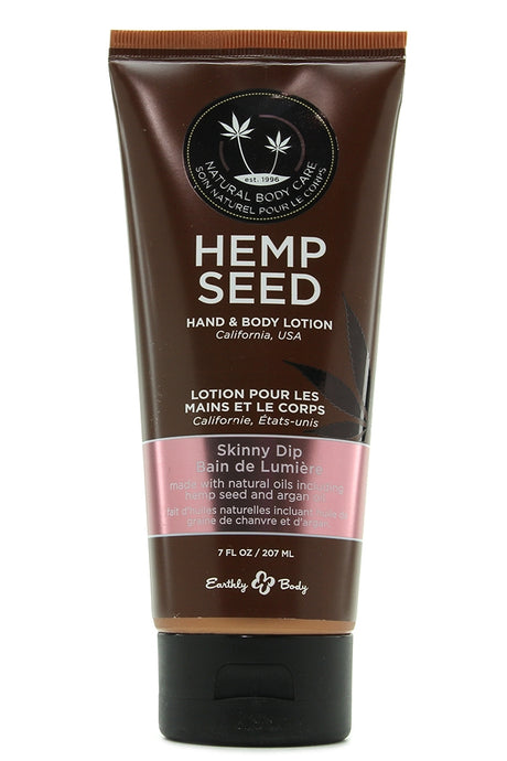Hemp Seed Hand & Body Lotion 7oz/207mL