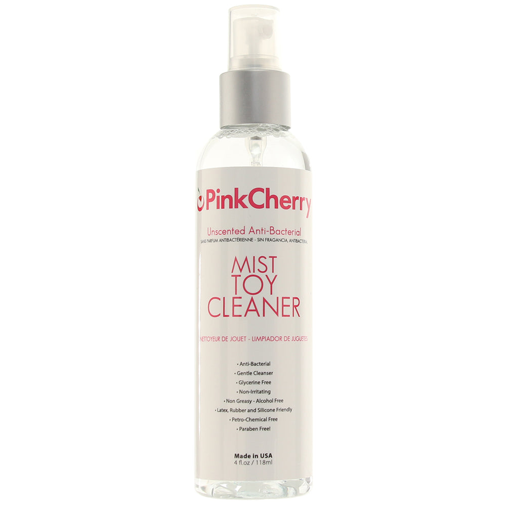 PinkCherry Anti-Bacterial Toy Cleaner