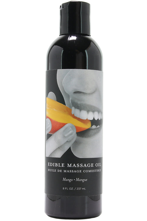 Edible Massage Oil 8oz/237ml