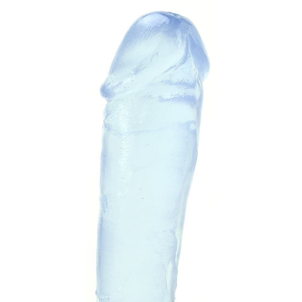 Basix 7.5 Inch Suction Base Dildo