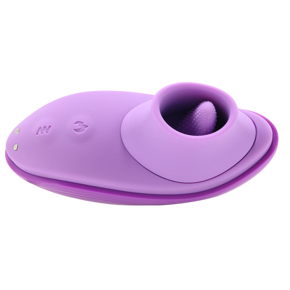 Fantasy For Her Silicone Fun Tongue Vibe