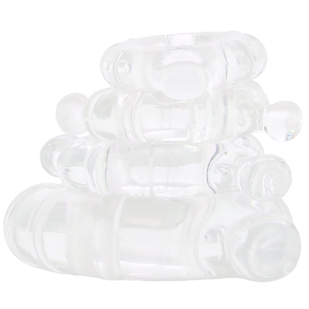 Renegade Vitality Cock Ring 4 Pack