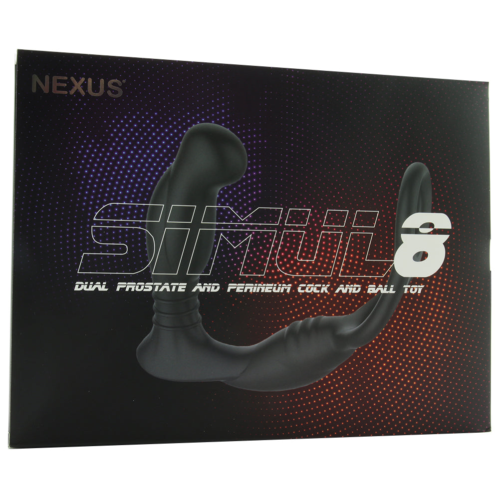 Nexus Simul8 Dual Cock and Ball Vibe