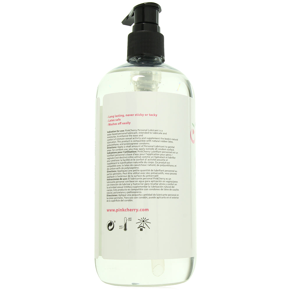 PinkCherry Water Based Anal Lubricant