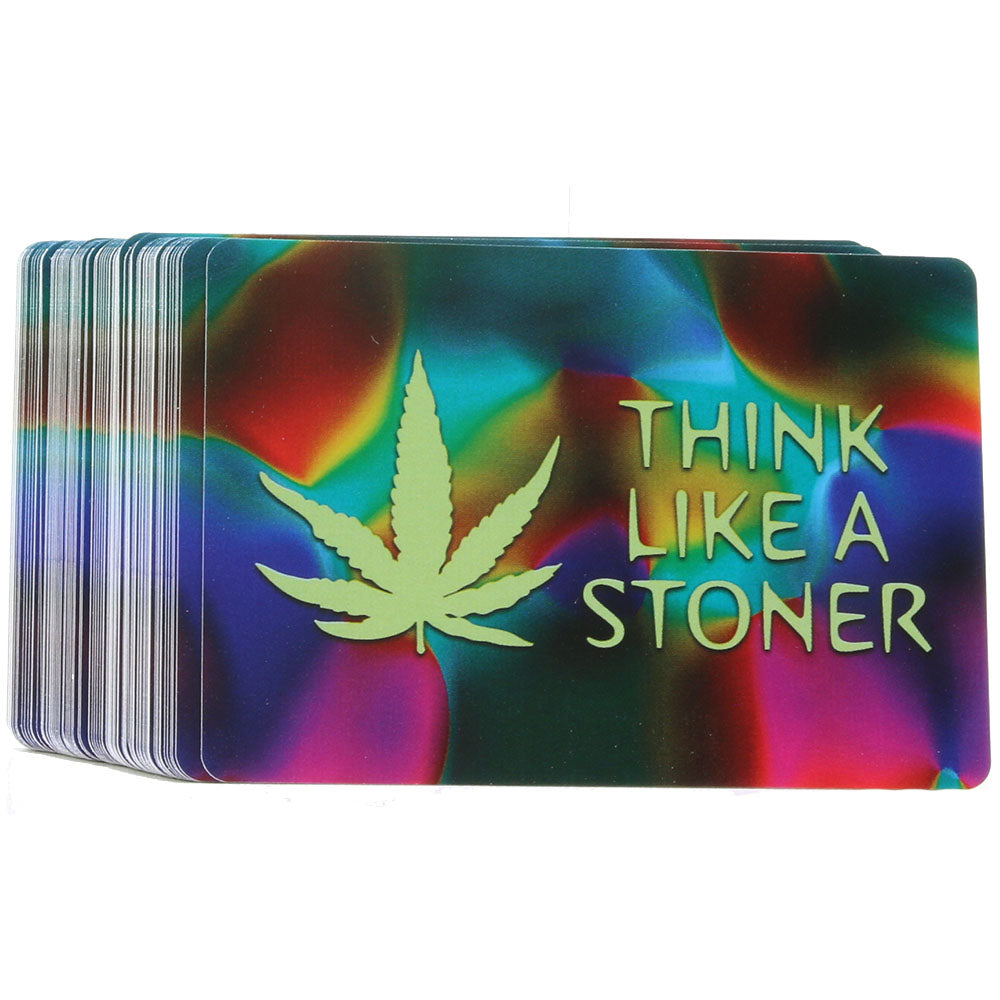 Think Like a Stoner Card Game