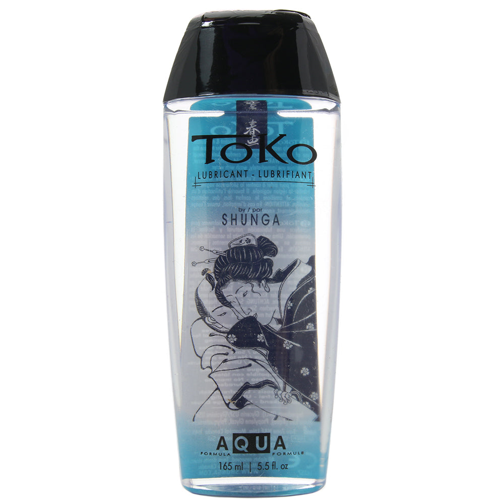 Toko Aqua Water Based Personal Lubricant 5.5oz/163ml