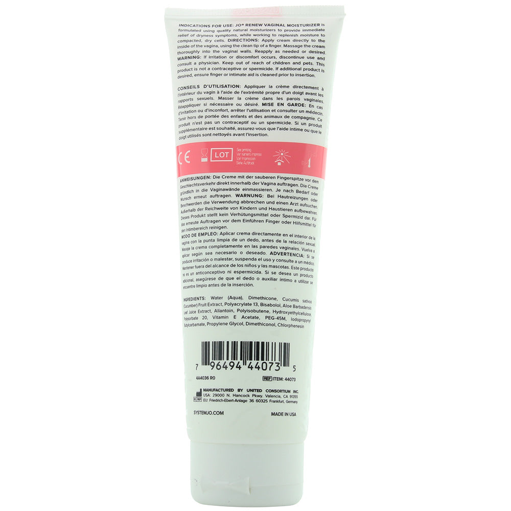 Renew Vaginal Moisturizer