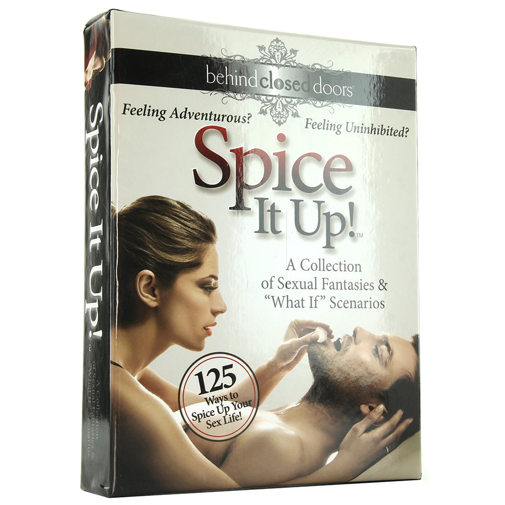 Spice It Up! Couples Game