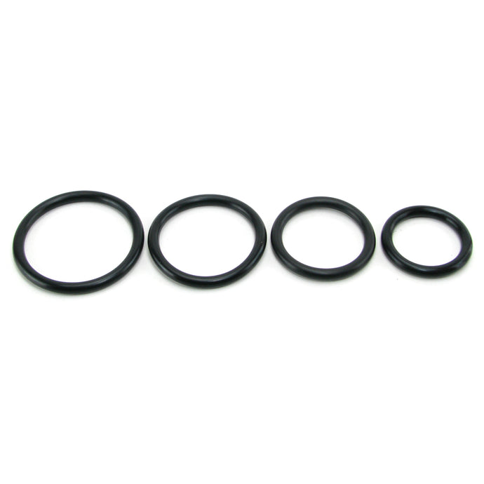 Rubber O-Ring 4 Pack