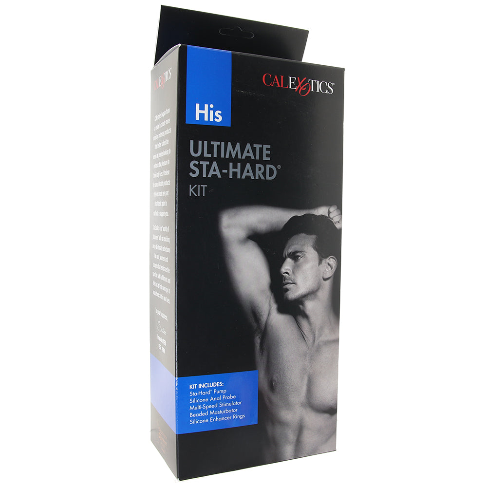 His Ultimate Sta-Hard Kit