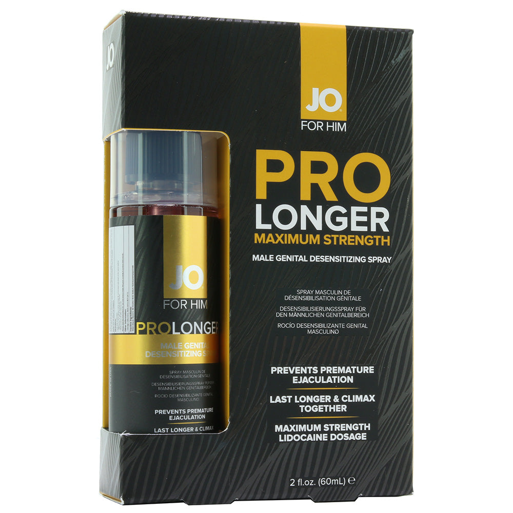Prolonger Male Genital Desensitizing Spray