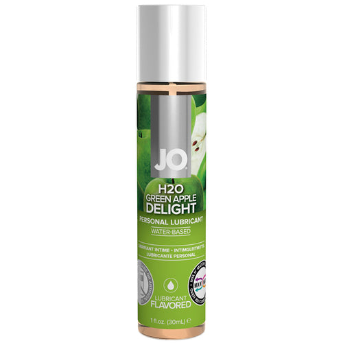 H2O Green Apple Flavored Lubricant