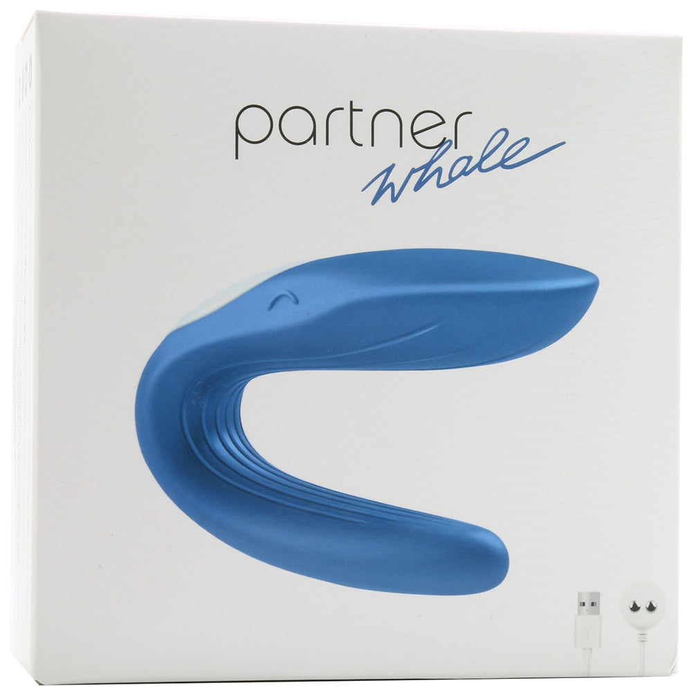 Satisfyer Partner Whale Couple's Vibe