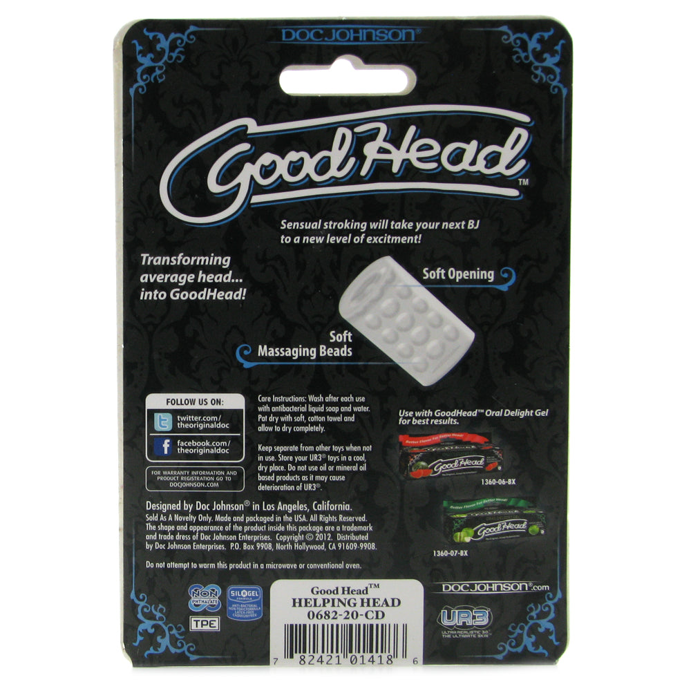 GoodHead Helping Head