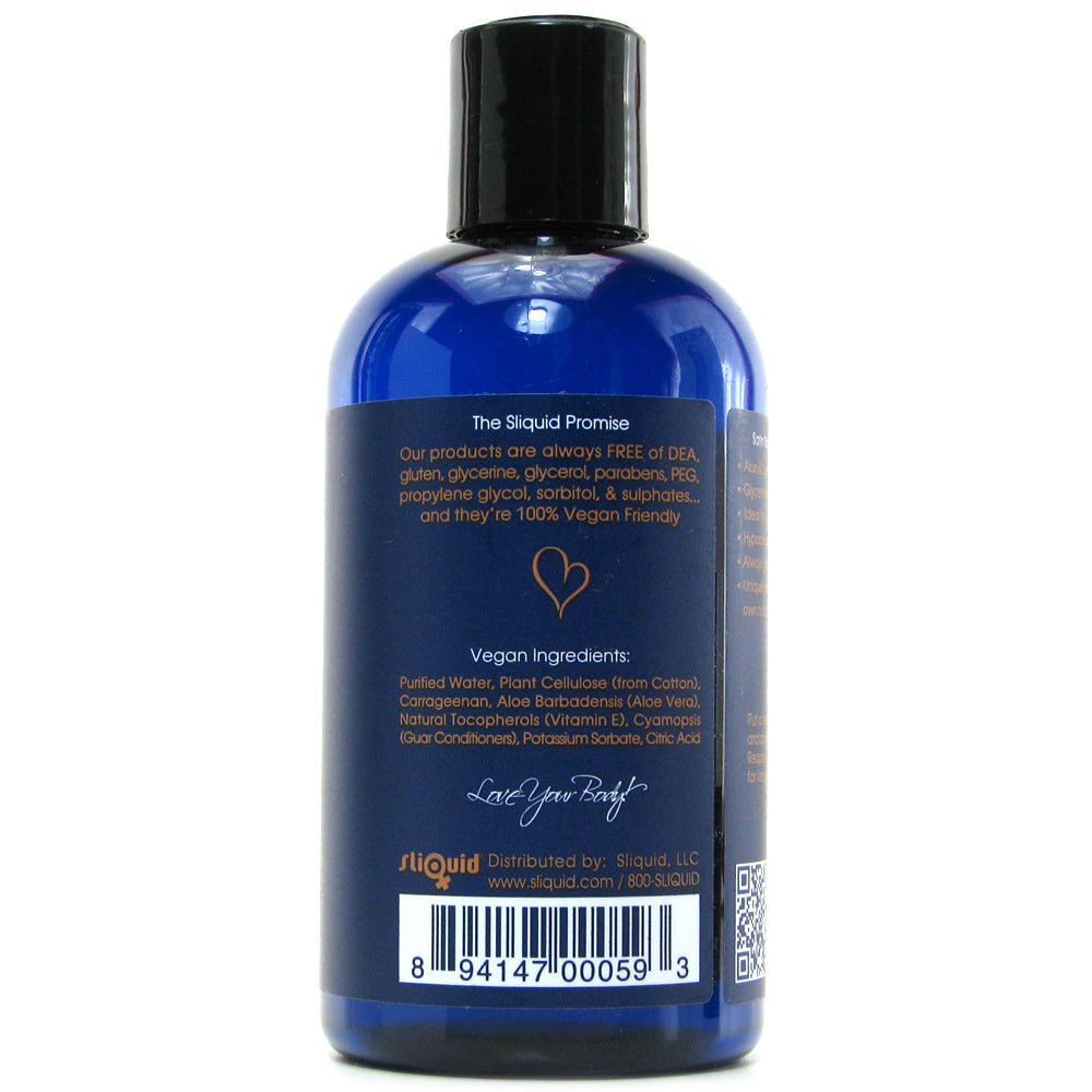 Satin Glycerine Free Natural Lubricant