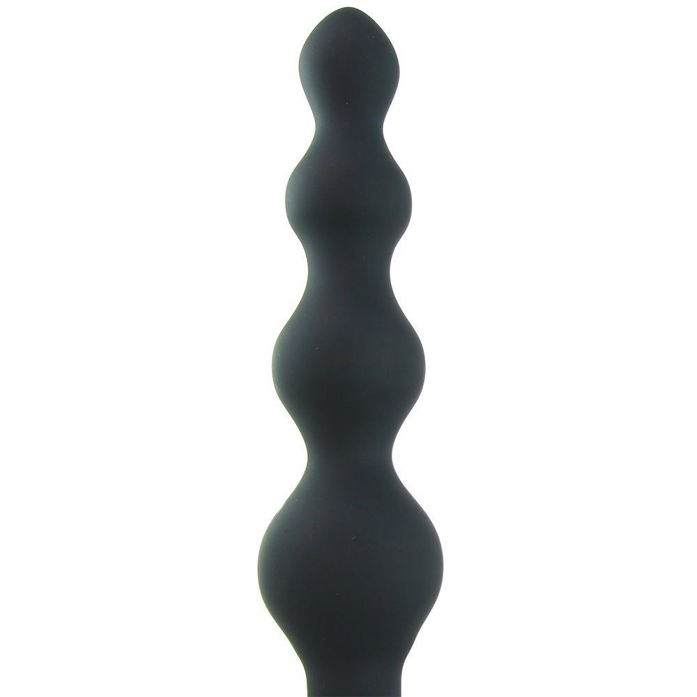 Anal Vibe | Shop Rechargeable Black Earth Quaker Anal Vibe by VeDO