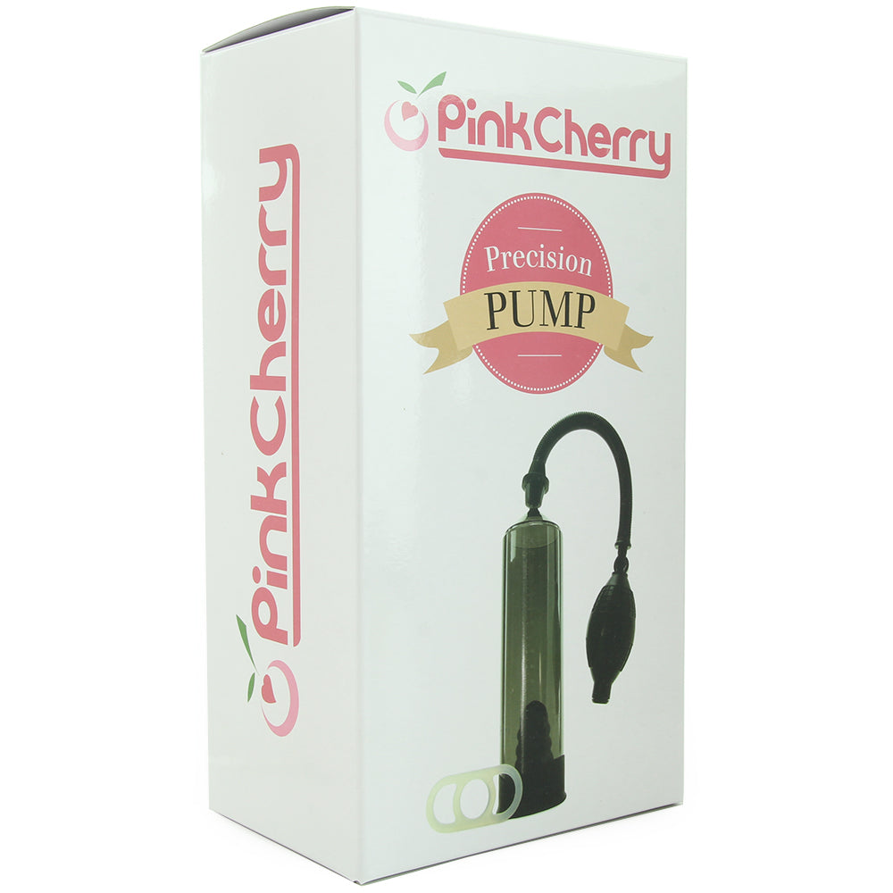 PinkCherry Precision Penis Pump Male Enhancer