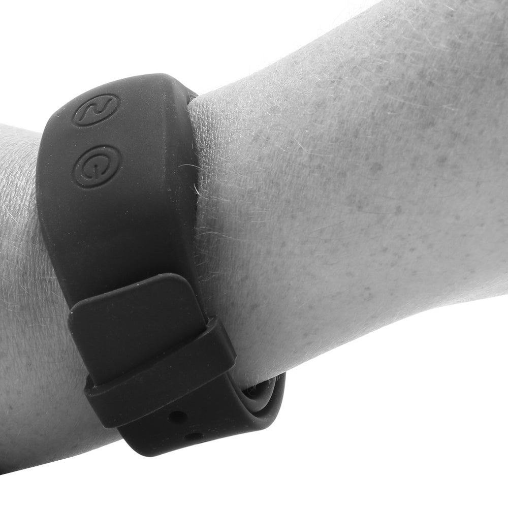 Curve Vibe with Wristband Remote