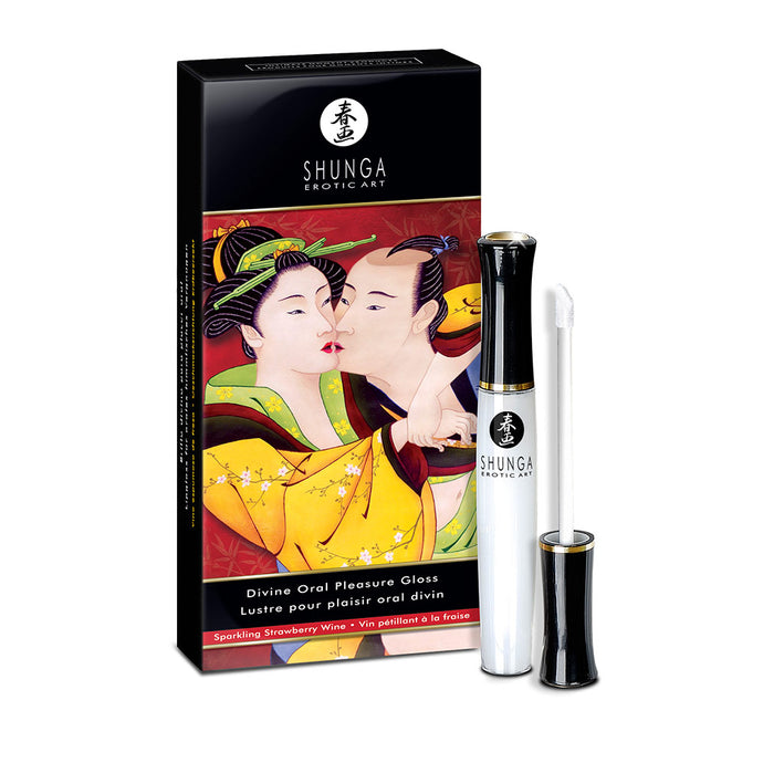 Divine Art Oral Pleasure Lip Gloss