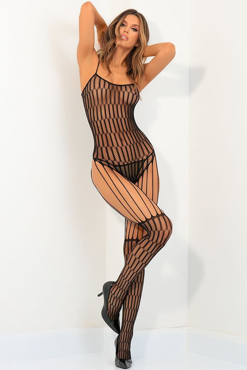 String Me Up Bodystocking