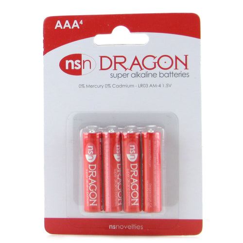 Dragon Super Alkaline Battery 4 pack