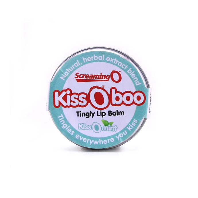 KissOBoo Tingly Lip Balm