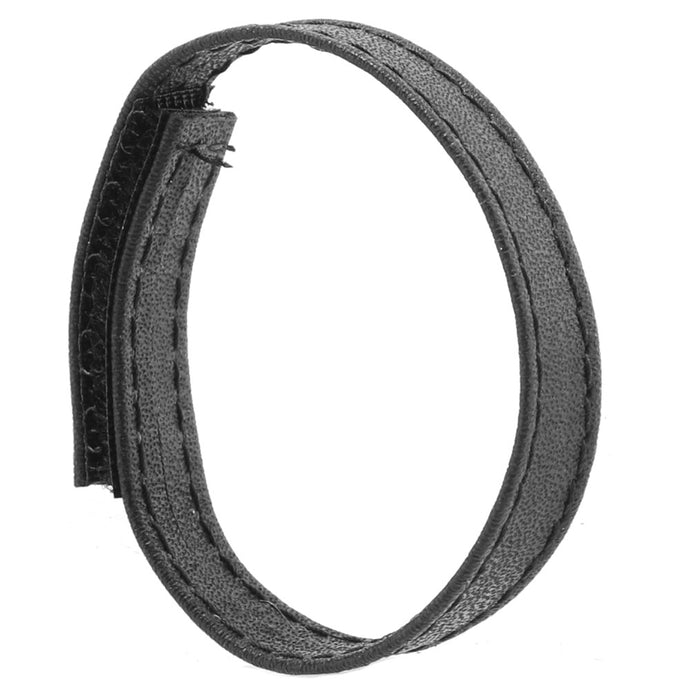 Adjustable Leather Cock Ring