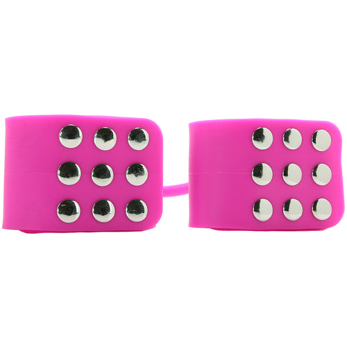 Ouch! Silicone Adjustable Cuffs