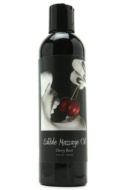Edible Massage Oil 8oz/236ml