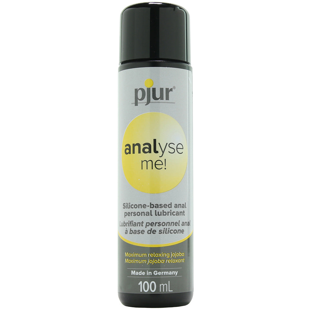 analyse me! Silicone Based Anal Lubricant
