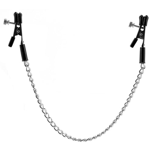 Alligator Tip Clamp with Link Chain