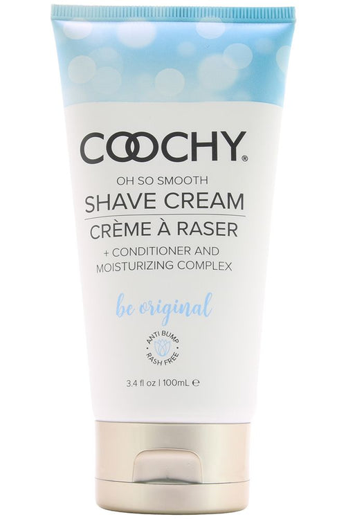 Be Original Oh So Smooth Coochy Shave Cream