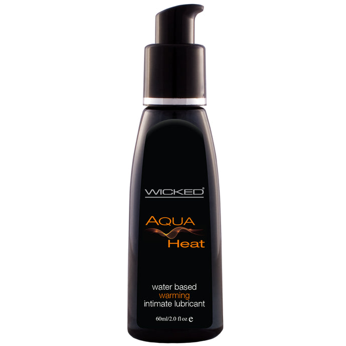 Aqua Heat Lube 2oz/60ml