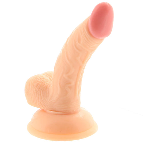 Mini Whoppers 5 Inch Curved Dildo