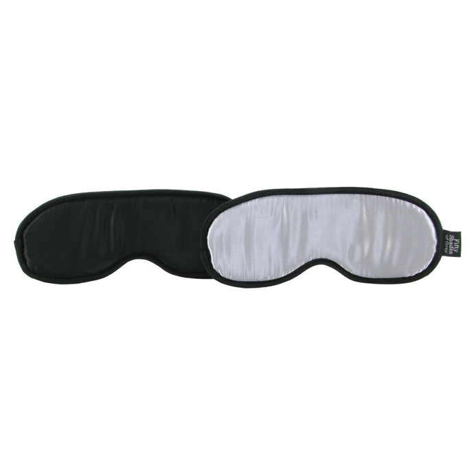 No Peeking Soft Twin Blindfold Set