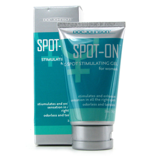 Spot-On Boxed G-Spot Stimulating Gel