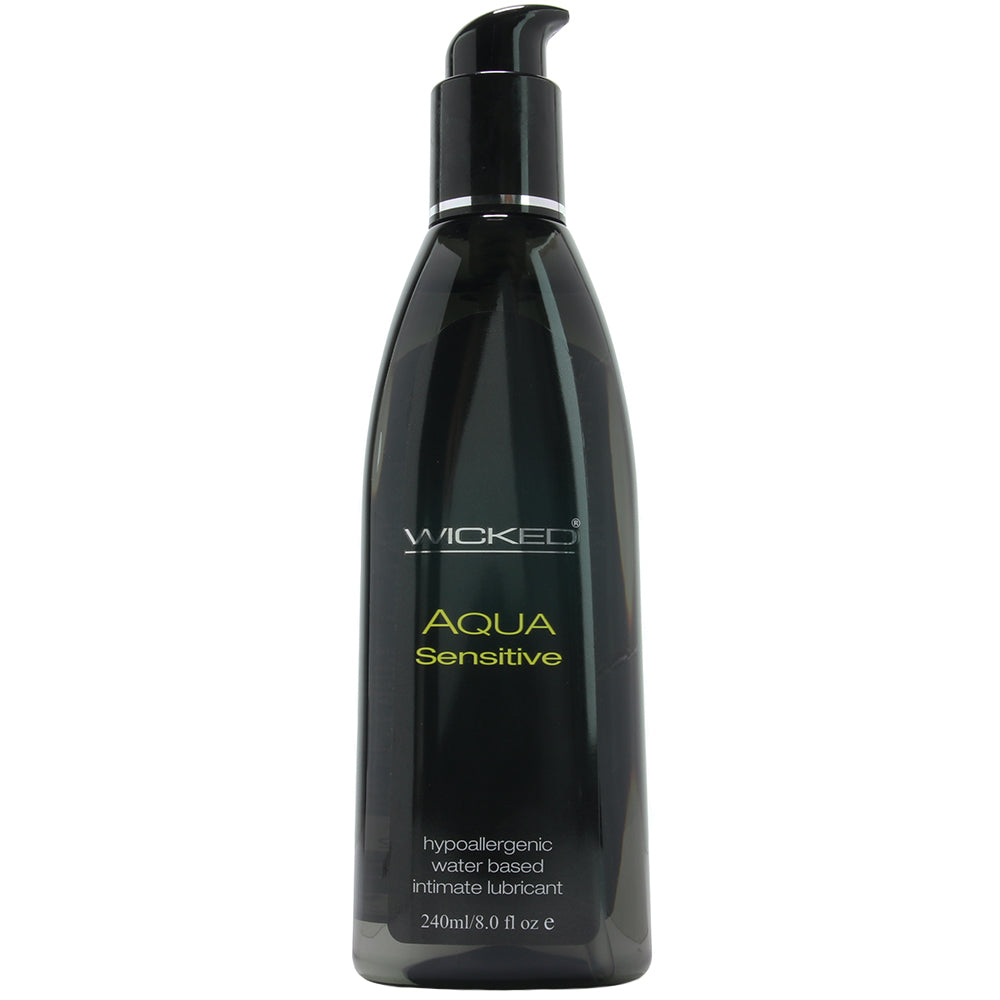 Aqua Sensitive Hypoallergenic Intimate Lube