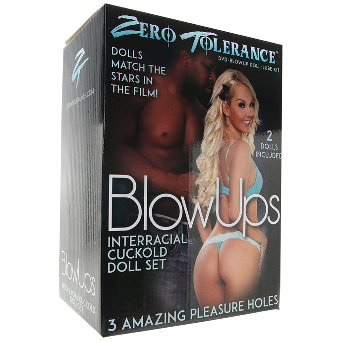 Zero Tolerance BlowUps Cuckold Doll Set
