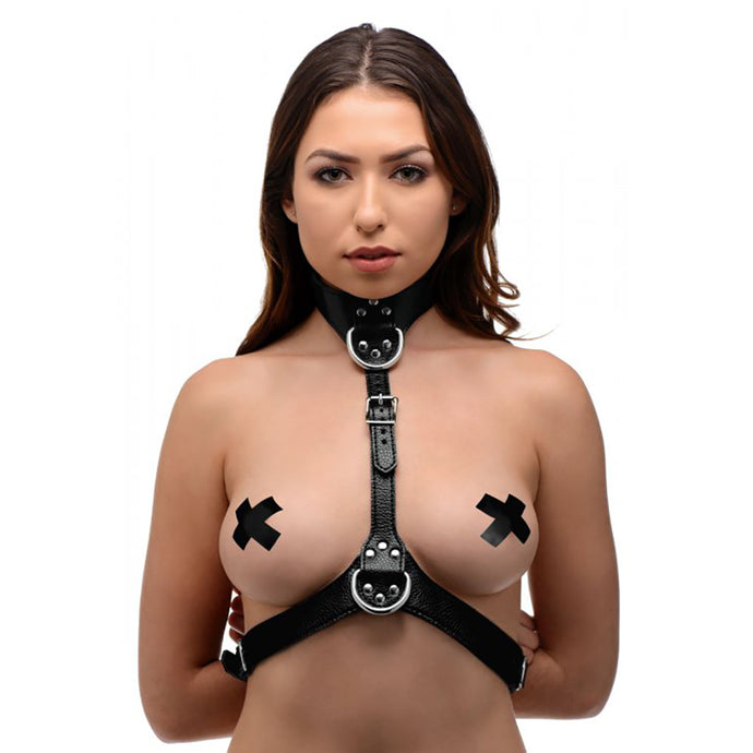 Strict Female Chest Harness
