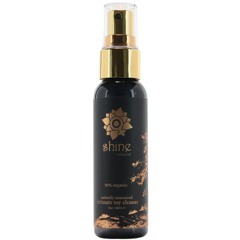 Shine Naturally Unscented Cleanser