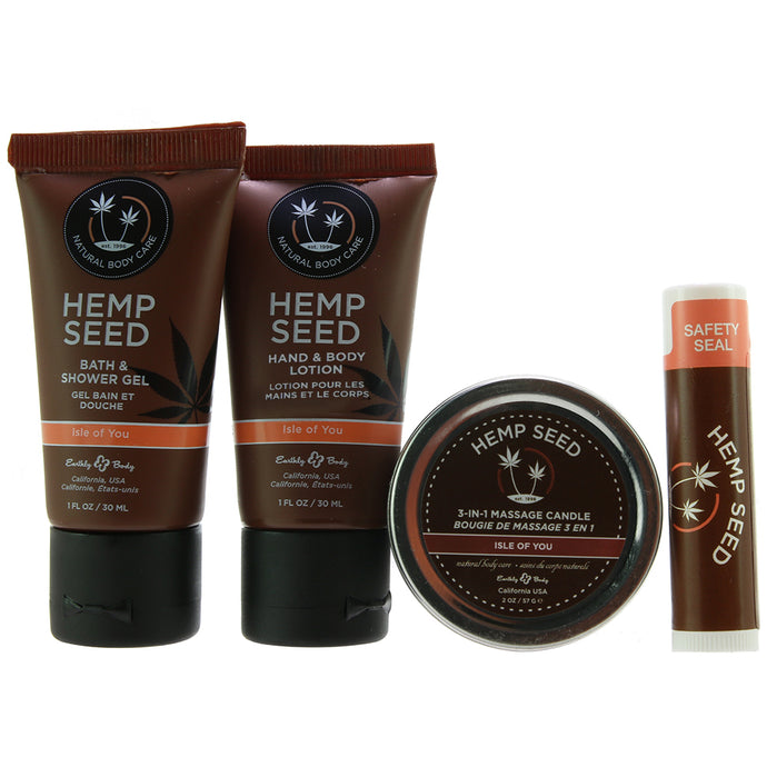 Hemp Seed Mini Mania Skincare Kit