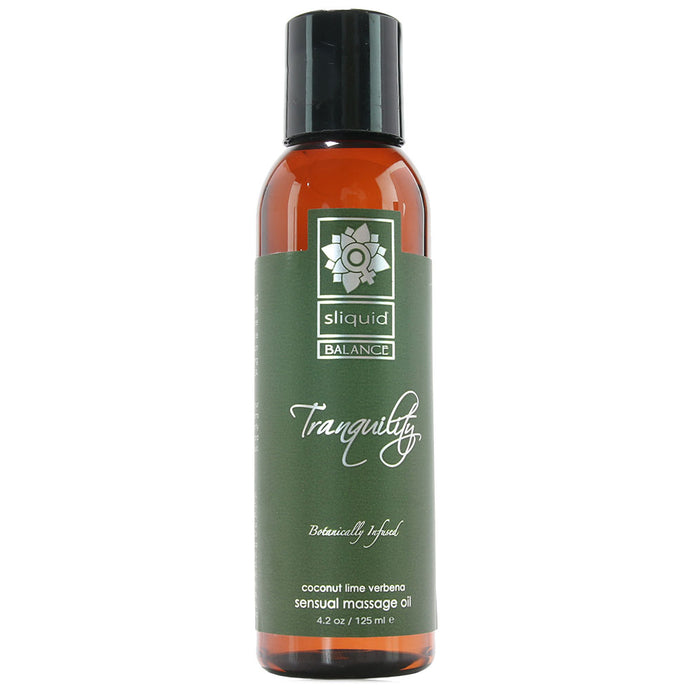Organics Tranquility Massage Oil 4.2oz