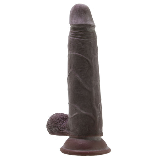 "RealCocks #4 Dual Layered 8"" Thick Dildo"