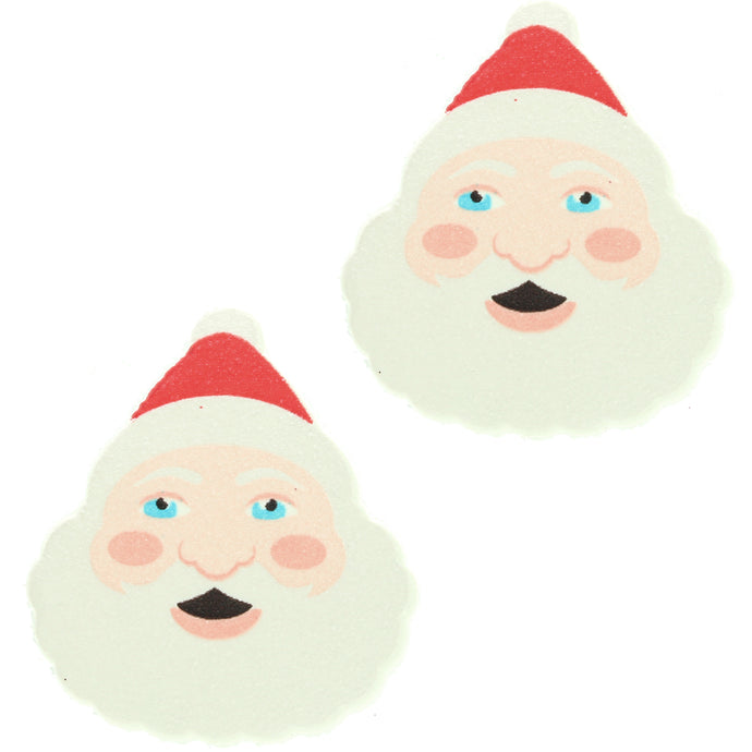 Edible Santa Pasties