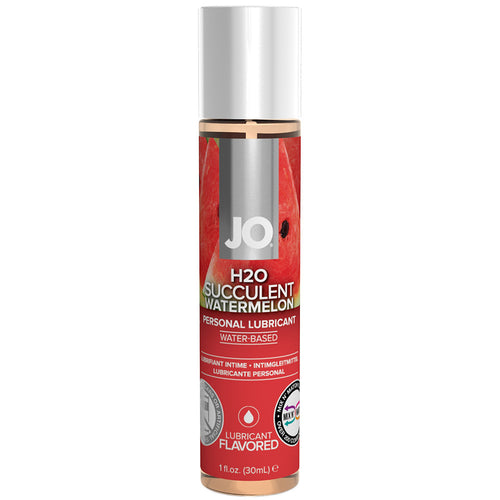 H2O Flavored Lube 1oz/30ml